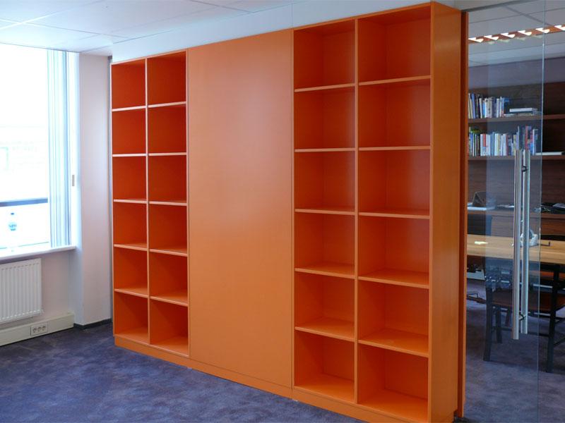 bibliotheekkast laten maken