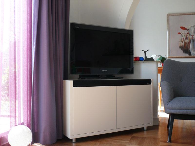 Wand Tv Maken : Tv kast mijn kasten op maat