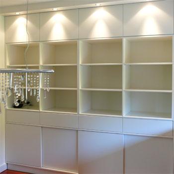 Ikea inbouwkasten op maat