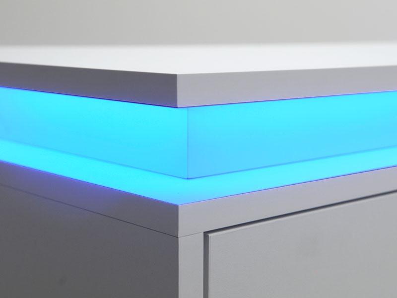 lamp op lang tv meubel
