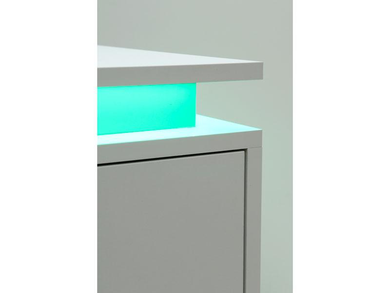 tv meubel met led verlichting mijn kasten op maat. Black Bedroom Furniture Sets. Home Design Ideas