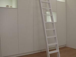 kast op maat ladder