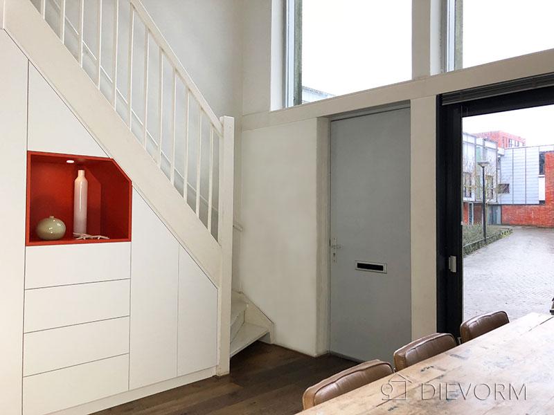 kast onder trap Amsterdam 2