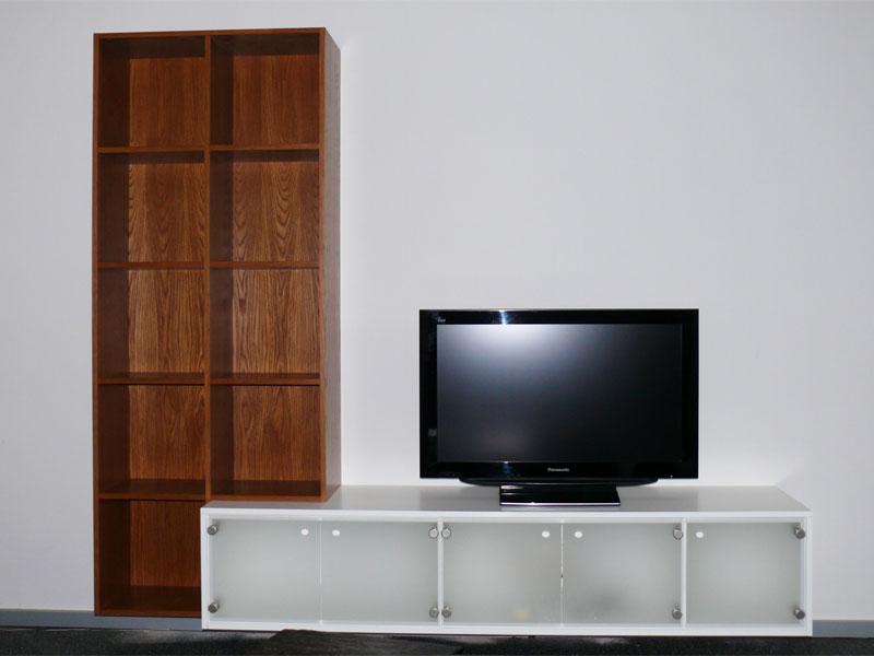 tv kast glas laten maken