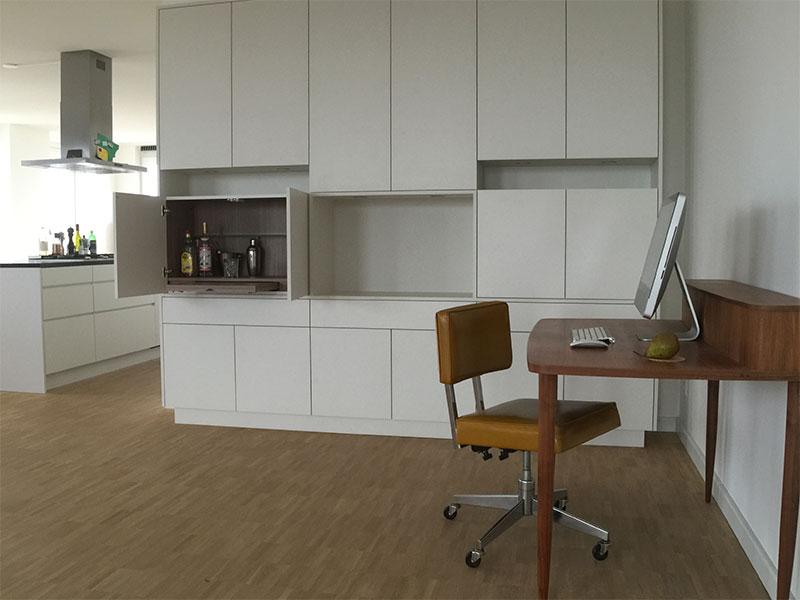 Design Woonkamer Kast : Kast in de woonkamer mijn kasten op maat